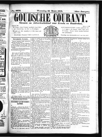 Goudsche Courant 1905-03-22