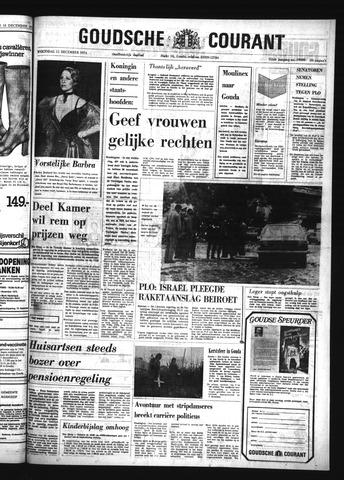 Goudsche Courant 1974-12-11