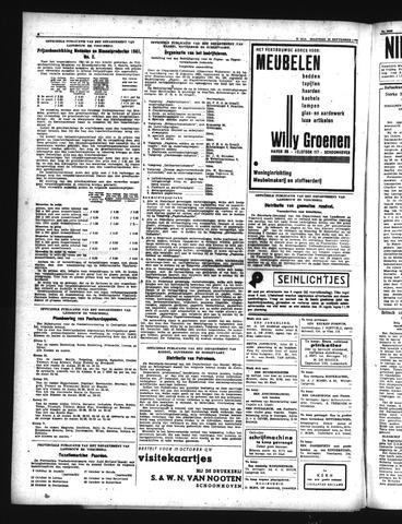 Schoonhovensche Courant 1941-09-29