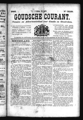 Goudsche Courant 1887-04-29