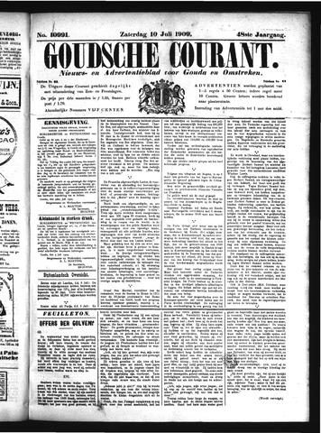 Goudsche Courant 1909-07-10