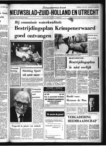 Schoonhovensche Courant 1976-04-14
