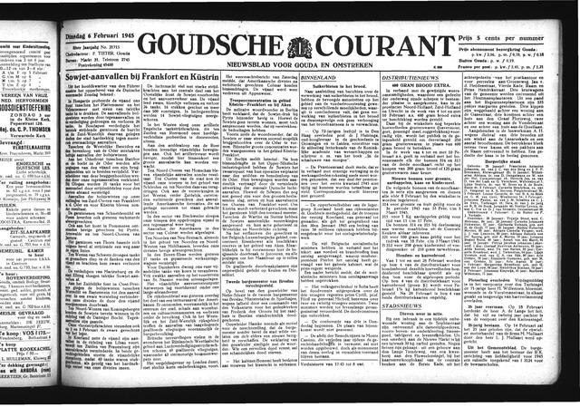Goudsche Courant 1945-02-06