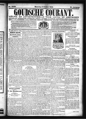 Goudsche Courant 1922-10-09