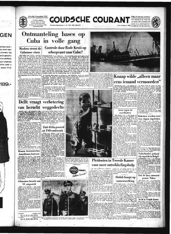Goudsche Courant 1962-11-03