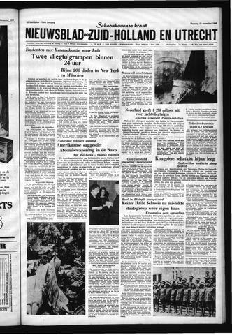 Schoonhovensche Courant 1960-12-19