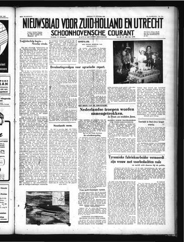 Schoonhovensche Courant 1949-10-14