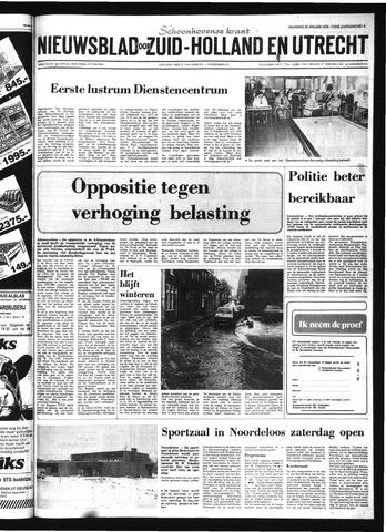 Schoonhovensche Courant 1979-01-22