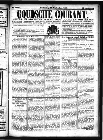 Goudsche Courant 1926-09-23