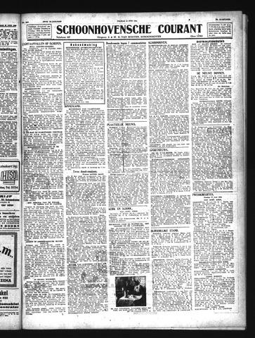 Schoonhovensche Courant 1943-06-25