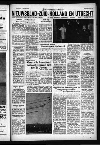 Schoonhovensche Courant 1966-06-27