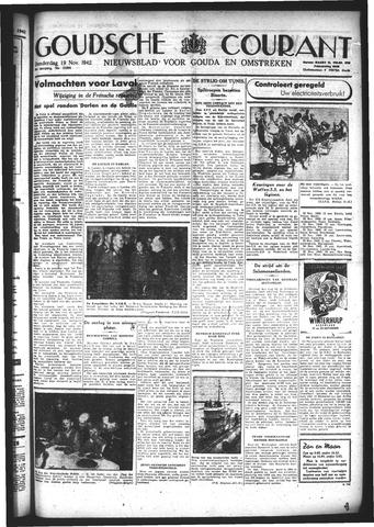 Goudsche Courant 1942-11-19