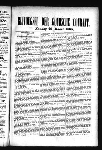 Goudsche Courant 1885-03-29