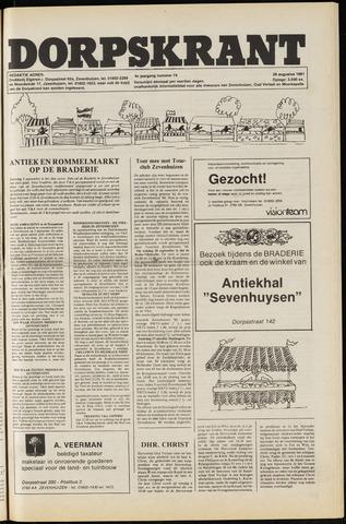 Dorpskrant 1981-08-28