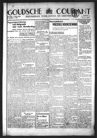 Goudsche Courant 1941-04-01