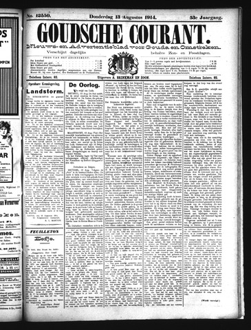 Goudsche Courant 1914-08-13