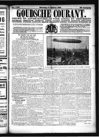 Goudsche Courant 1929-10-14