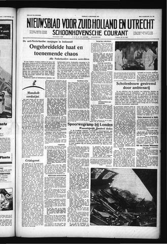 Schoonhovensche Courant 1957-12-06