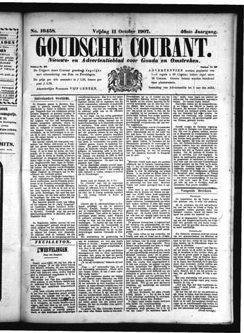 Goudsche Courant 1907-10-11