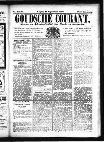 Goudsche Courant 1908-09-11
