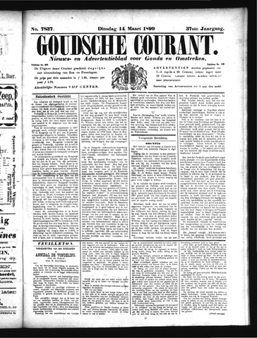 Goudsche Courant 1899-03-14