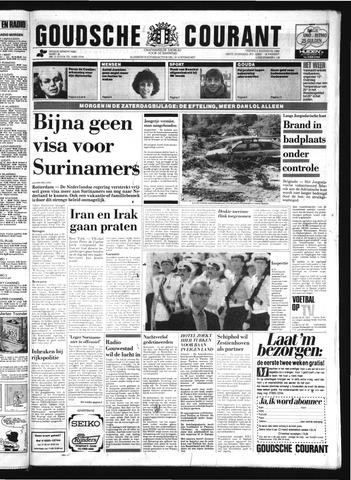 Goudsche Courant 1988-08-05