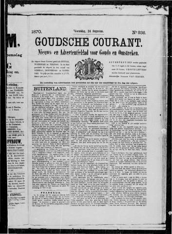 Goudsche Courant 1870-08-24