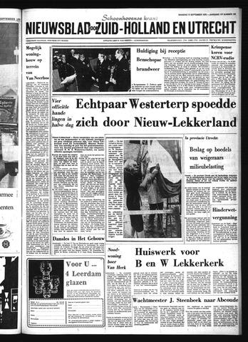 Schoonhovensche Courant 1976-09-13