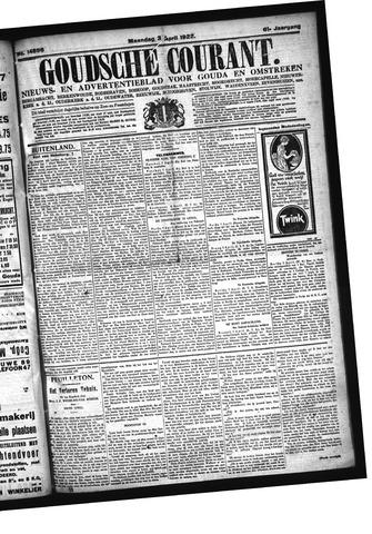 Goudsche Courant 1922-04-03