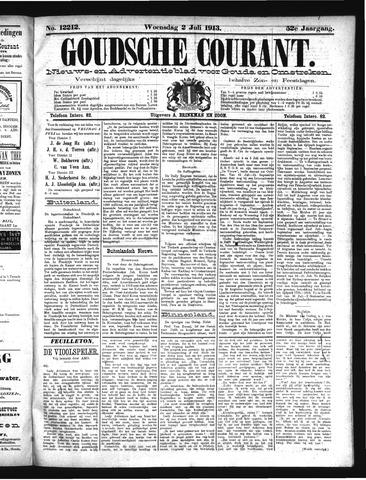 Goudsche Courant 1913-07-02