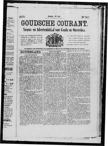 Goudsche Courant 1870-07-10
