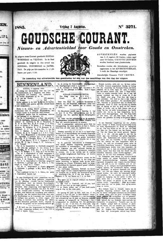 Goudsche Courant 1885-08-07