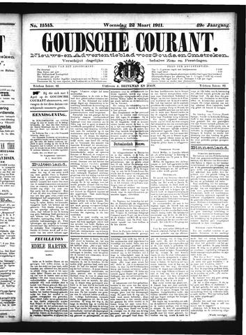 Goudsche Courant 1911-03-22