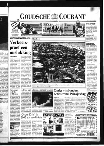 Goudsche Courant 2000-08-14
