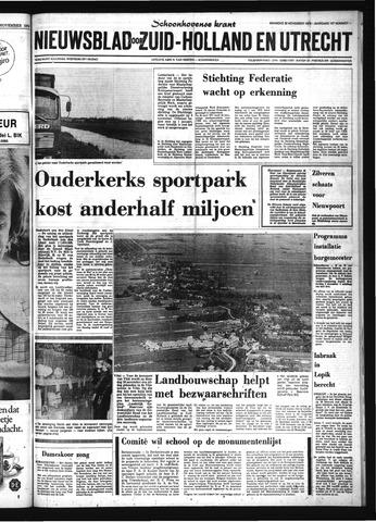 Schoonhovensche Courant 1976-11-29