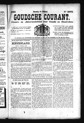 Goudsche Courant 1893-02-20