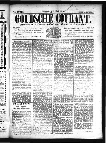Goudsche Courant 1906-05-09