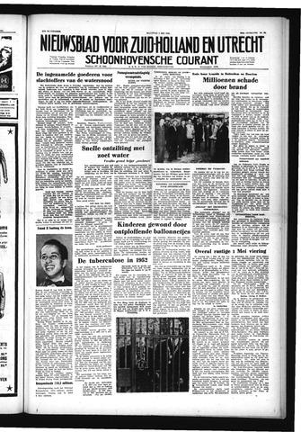 Schoonhovensche Courant 1953-05-04