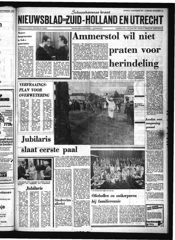 Schoonhovensche Courant 1977-09-19