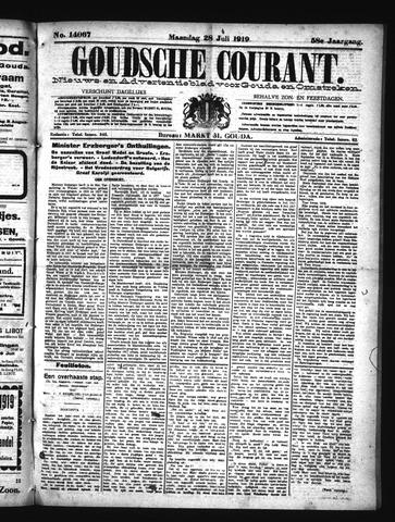 Goudsche Courant 1919-07-28