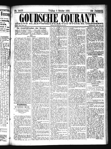 Goudsche Courant 1920-10-08