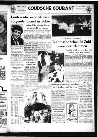 Goudsche Courant 1964-06-01