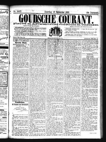 Goudsche Courant 1920-09-18