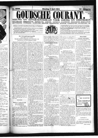 Goudsche Courant 1934-04-03