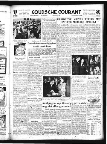 Goudsche Courant 1953-08-22