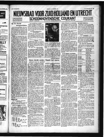 Schoonhovensche Courant 1947-10-24
