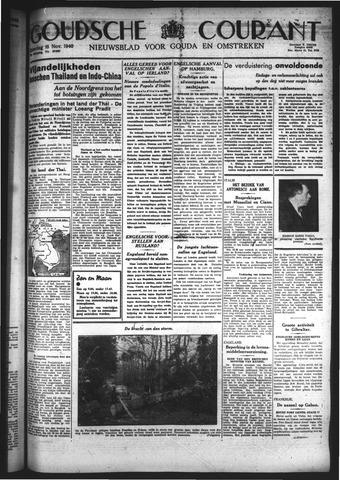 Goudsche Courant 1940-11-16