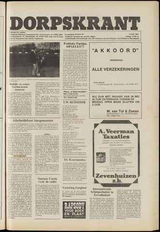 Dorpskrant 1982-05-14