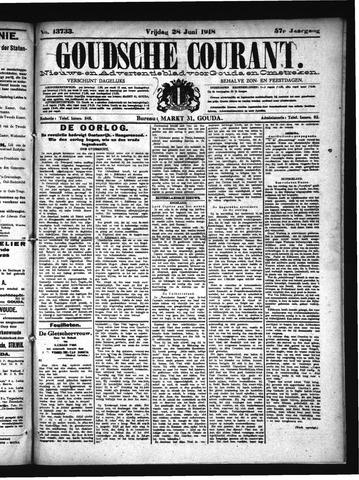 Goudsche Courant 1918-06-28