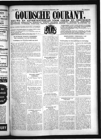 Goudsche Courant 1939-09-12